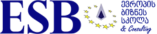 ESB – ევროპის ბიზნეს სკოლა Logo